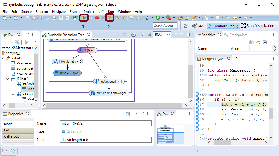 KeY Project: Integrated Deductive Software Design